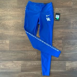 Women's Nike Kentucky Wildcats Dri-Fit Leggings